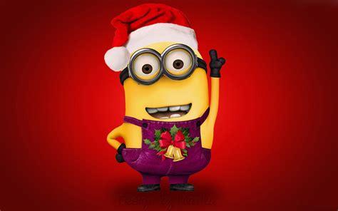Imagenes De Minions Vestidos De Santa Claus | fondo de minion para navidad im 225 genes de navidad