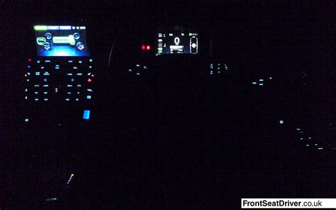 bmw dashboard at night vauxhall ampera 2013 dashboard at night front seat driver