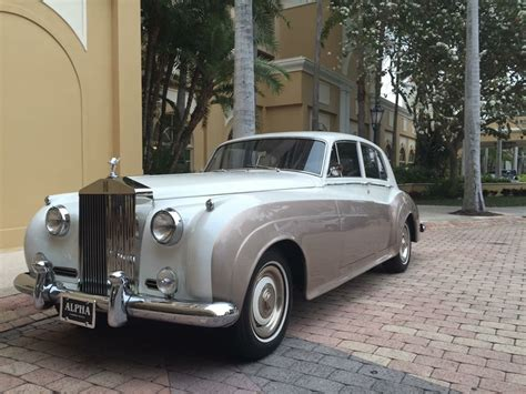 1960 Antique Rolls Royce Alpha Limousine