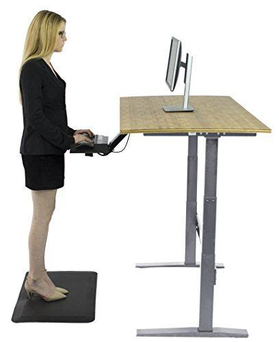 Rise Up Electric Adjustable Height Standing Desk W Affordable Adjustable Standing Desk
