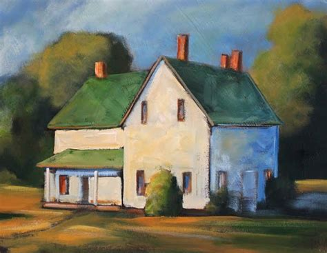painting of houses toni grote spiritual art jewelry from my heart to yours