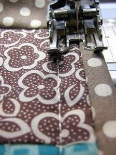 Binding Quilts By Machine by Machine Binding Tutorial Crafts Quilt