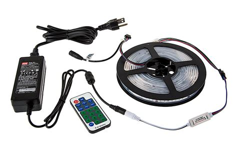 Outdoor Rgb Led Strip Light Kit Color Chasing 12v Led Waterproof Led Light Kit