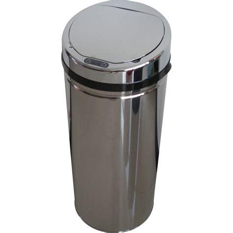 poubelle plastique cuisine poubelle de cuisine automatique selekta plastique inox 42