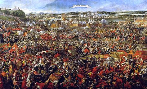 The Founder Of The Ottoman Turks Was Today In History 14 July 1683 Ottoman Turks Lay Siege To Vienna Again