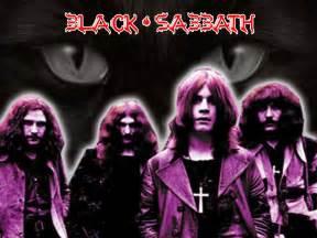 X Mas Tree by Metal Warriors Black Sabbath
