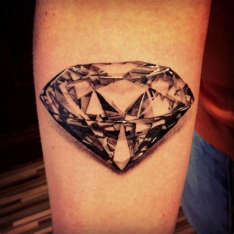 tattoo designs of diamonds 30 designs ideas white tattoos diamante