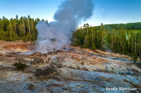 steamboat geyser facts yellowstone officials there quot could be a supervolcano