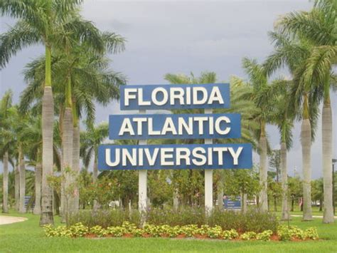 Florida Atlantic Mba Reviews by Top 50 No Gmat Mba Programs 2018 Mba Today