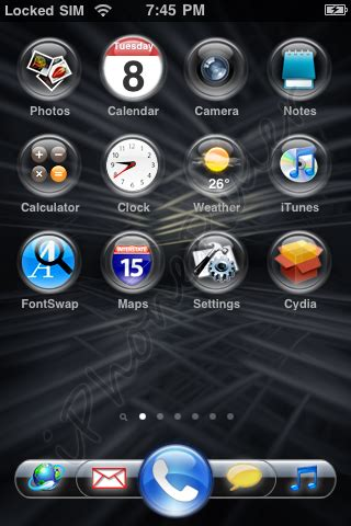 themes line gratis iphone best iphone themes 50 top free iphone themes creativefan