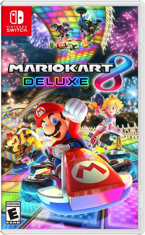 Kaset Nintendo Switch Mario Kart 8 mario kart 8 deluxe for nintendo switch releasing this april