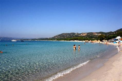 Beach Bed And Breakfast Plage Palombaggia Photo De Palombaggia Beach Porto