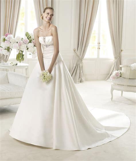 imagenes vestidos de novia pronovias colecci 243 n de novias pronovias 2013