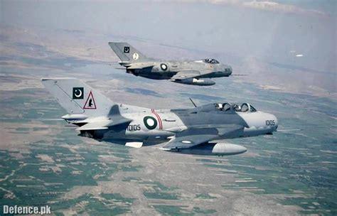 AIRCRAFTS OF PAKISTAN AIR FORCE