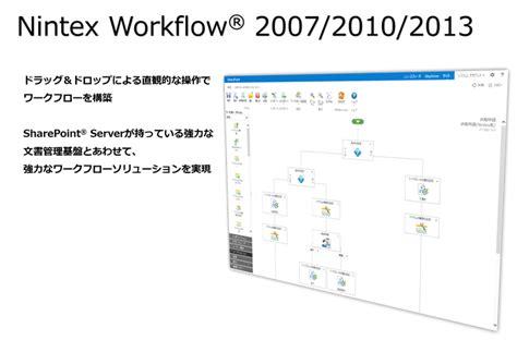 nintex workflow 2007 nintex workflow 2007 2010 2013 インフォシェア株式会社