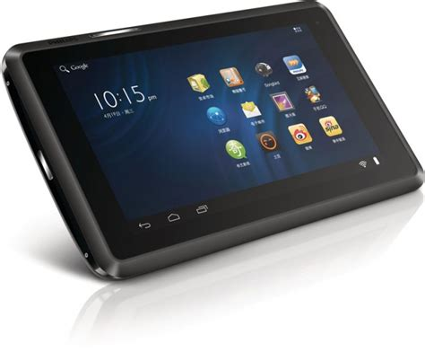 Tablet Android China Philips Pi3800 7 Inch Tablet Specs Revealed Runs Android 4 0 Tablet News