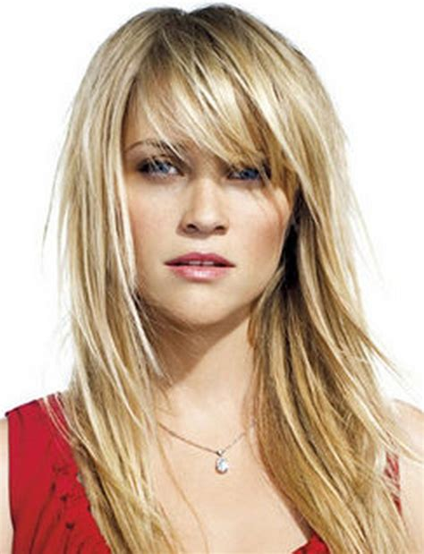long layers with bangs hairstyles for 2015 for regular people medium haircuts with bangs 2015 hair trends