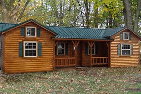 Diy Cabin Kit by Build A Log Cabin For Only 16 350 With This Diy Kit
