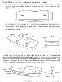 Canoe Bookcase Plans Jon Boat Plans Wooden Boat Kits