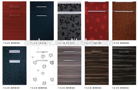 Laminate Sheet Modular Kitchen Cabinet Color Combinations