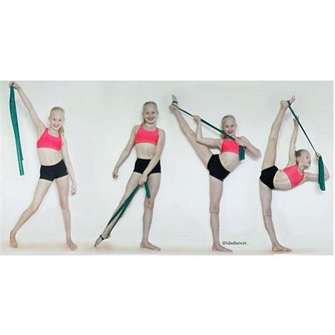 qlayout don t stretch theraband tilt tip featuring idadancer make sure you do
