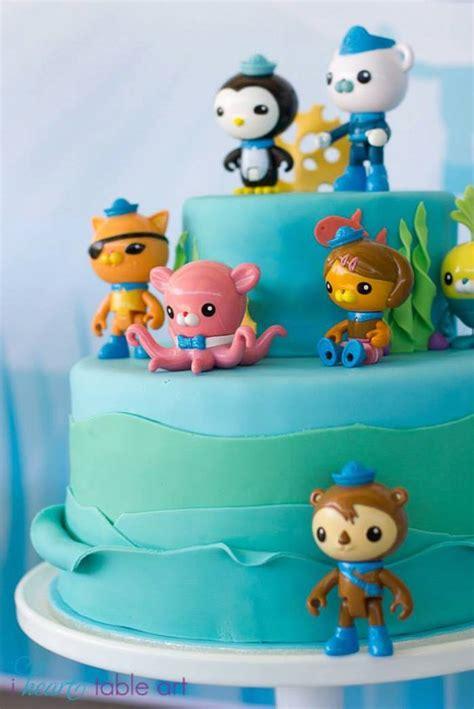 Octonauts Decorations by Kara S Ideas Octonauts Themed Birthday Via