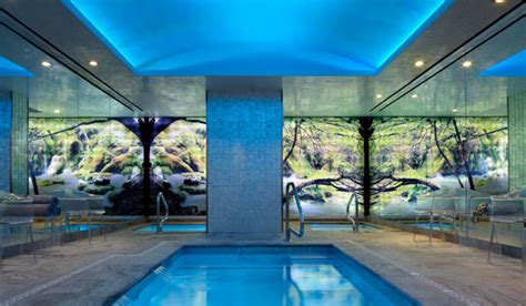 infinity hotel nyc escape from new york spa trips without the travel
