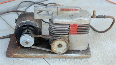 vintage craftsman model 283 18060 sears roebuck air compressor up ebay