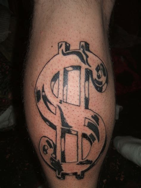 money symbol tattoo designs money picture at checkoutmyink