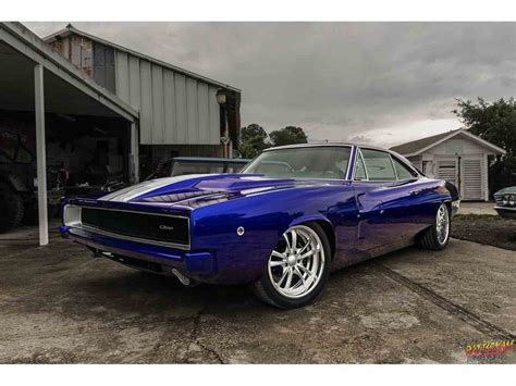 Custom Dodge Charger For Sale 1968 Dodge Charger For Sale Classiccars Cc 1002065
