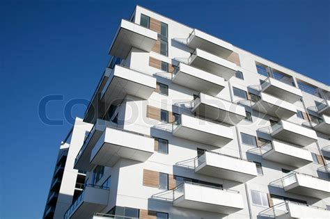 Waterfront Appartment Building Odense Denmark Stock New Home Designs Design Ideas Modern Your