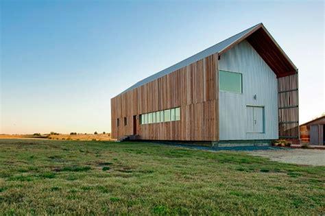 Barn And House Combo barndominium lojo architects 171 inhabitat green design