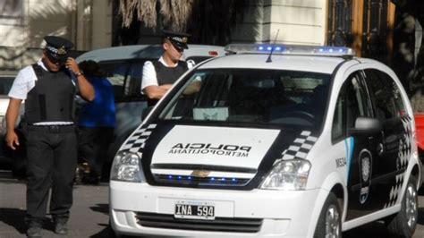 policia metropolitana convocatoria para aquellos que detuvieron a una banda de ladrones en villa soldati