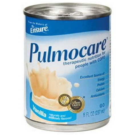 Back Pack Chairs Pulmocare Milk Liquid Vanilla Carton Of 24 Seniorcare
