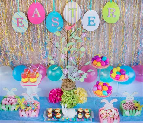 easter themed events creative last minute decorations for your easter party