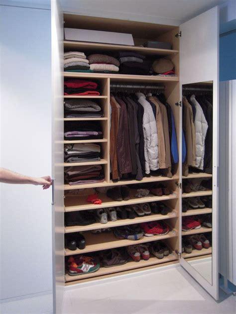 interiores de armarios roperos best 25 interiores de armarios empotrados ideas on