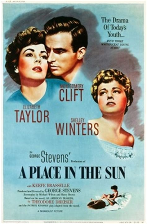 A Place Poster A Place In The Sun Poster 1138720 Movieposters2