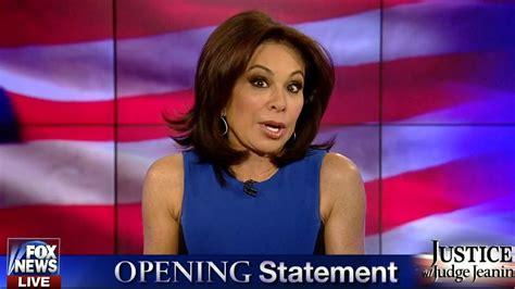 judgejeanine pirro without her wig fox s jeanine pirro puts her clinton derangement syndrome