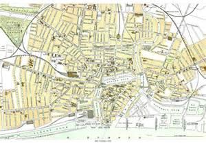 hull town plan 1900 maps of