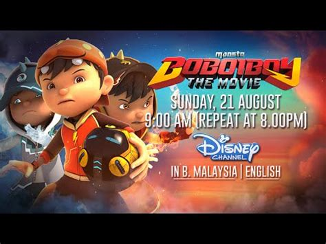 boboiboy the movie klip eksklusif bangun boboiboy di pawagam 3 mac boboiboy galaxy promo episod 03 doovi