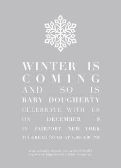 Winter Baby Shower Invitations Dolanpedia Invitations Template Winter Baby Shower Templates