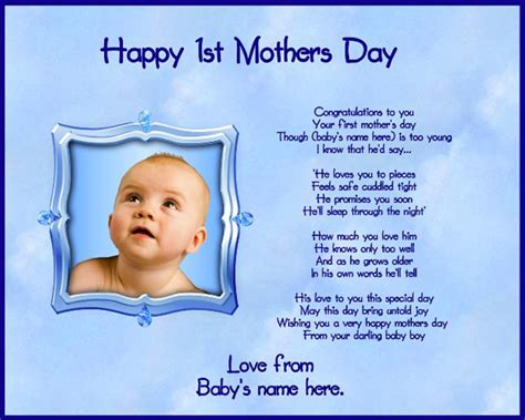 baby s s day poem best 30 mothers day poems quotes