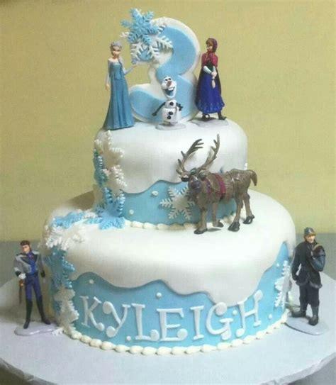 Frozen Cakes Decorations by 1000 Ideas About Disney Frozen Cake On Frozen