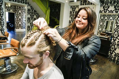 hairstyles school in toronto is man braid the new man bun toronto star