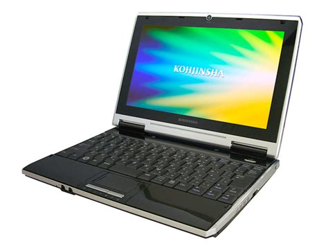 Netbook Advan 10 Inc new 10 inch netbook from kohjinsha softpedia