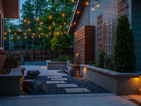 Landscape Architecture Lighting Top Garden Trends For 2016 Garden Design