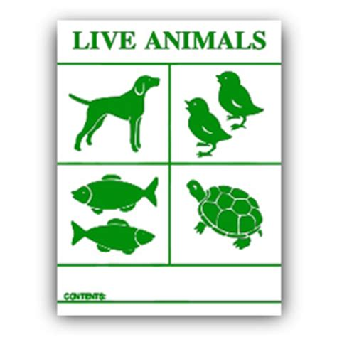 printable live animal stickers live animals label live animal labels buy online