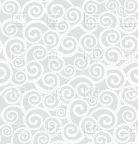 grey pattern clipart pattern with curlicues seamless gray background with