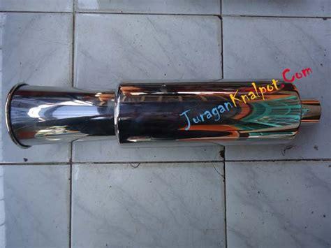 Keset Spon Model Kotak jual segala jenis model exhuast knalpot ekzos slipon dan fullsystem untuk motor dan mobil