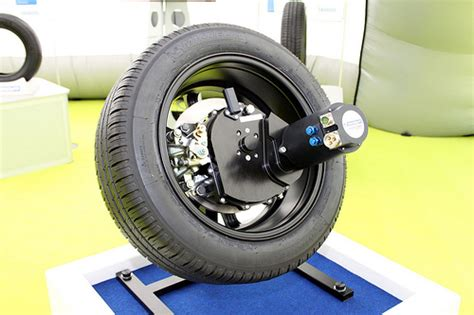 in wheel electric motor protean secures 84m funding for in wheel electric motors